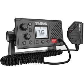 RS20 VHF Fixed Mount Marine Radio w/DSC