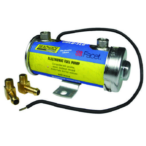 34gph Petrol and Diesel Fuel Pump - 6.5-8.0psi