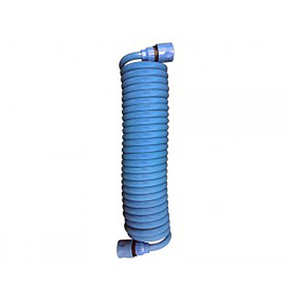 Premium 7.6m (25') Hose coil - UV Protected 12mm Hose Push Fit