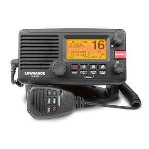Link-8 Waterproof Fixed VHF Radio