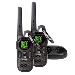 uh515-2 1.5w UHF Handheld Twin Pack (Rechargeable)