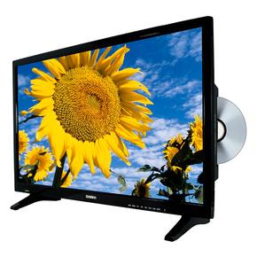"""TL24-DV2 24"""" Widescreen LED TV / DVD AC/DC"""