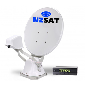NZSAT Fully Automatic RV Satellite Dish