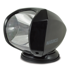 Precision SPL-12B (Black) 100w Search Light w/Wireless Head Unit - 12/24v