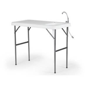Deluxe Fillet Table with Faucet