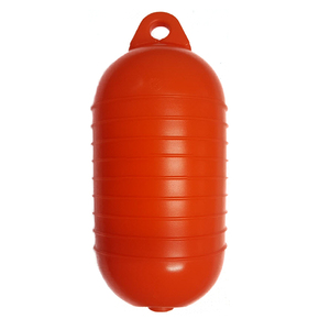Inflatable 15x31cm Yellow Low Drag Cray/Crab Pot Buoy