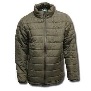 Blizzard Puffer Jacket / Earth - Size Large