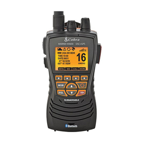 HH600 Floating JIS7 W/Proof Handheld VHF Radio 5W