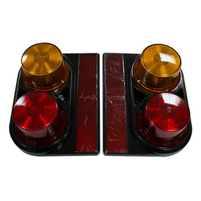 12 Volt Submersible Rear Lamp Tail Light Kit