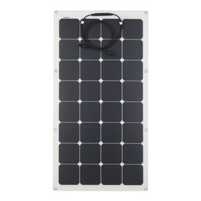 Semi Flexible Solar Panel 100 Watts / 12 Volts