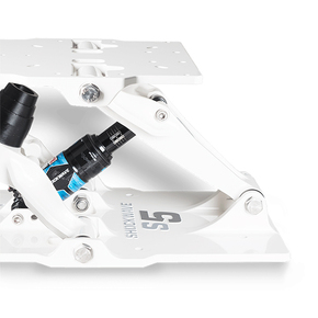 Seat Suspension S5 - White