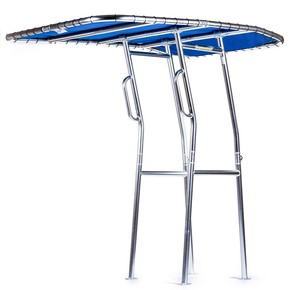 Original Folding T-Top Bimini - Blue