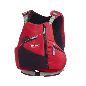 Premium Hi-Back Kayak Vest Red Lg/XL/XXL (2XL)