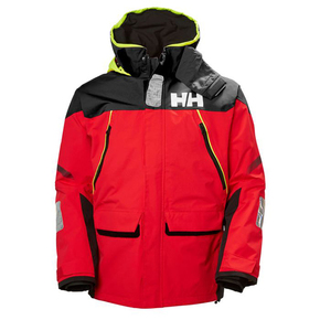 Skagen Offshore Jacket - Lg 50/52 - Alert Red