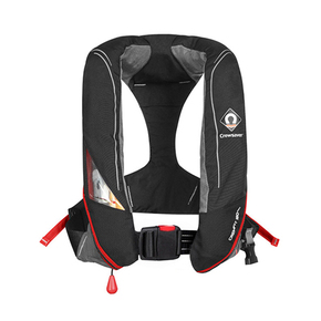 New Ergofit 3D 180N PRO Inflatable Lifejacket Adult Manual w/Survival Light