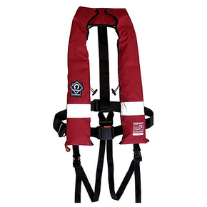 275N PRO Inflatable Lifejacket Adult Manual w/Survival Light