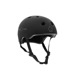 Classic Cert Helmet Matte Black - Size large