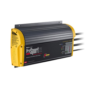 ProSport12 PFC 12/24v 5-Stage 2-Bank Battery Charger (12 amp)