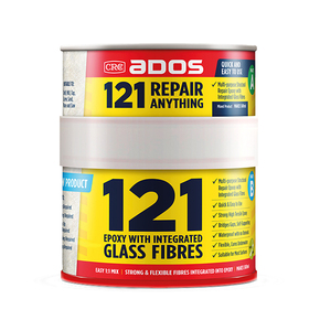 121 Repair Anything Epoxy Repair Adhesive Filler - 500ml
