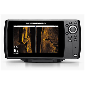 "Helix 7X Chirp G2 7"" Fishfinder / Chartplotter Combo"