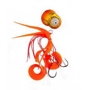 Kabura Slider Jig 110g Orange