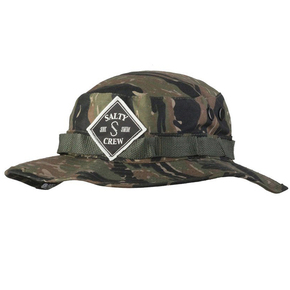 Tippet Patched Bucket Hat Size OSFA