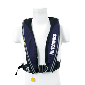 Inflatable Lifejacket Adult Manual w/Harness 170N (Comfort Series New)