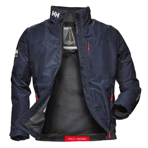 Crew Midlayer Jacket - Med. 46/48 - Navy
