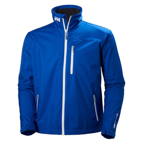 Crew Midlayer Jacket - Olympian Blue
