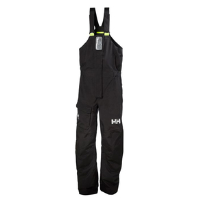 Pier 2 Bib Coastal Trousers - Med. - Ebony