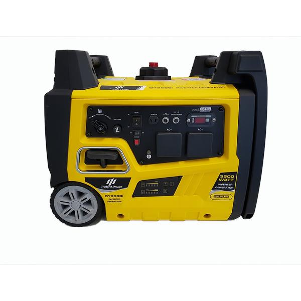 DY3500i Digital Inverter Petrol Generator - 3.5KVA/8.3 amp DC