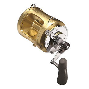 Tiagra TI-80W 2 Speed Overhead Lever Drag Big Game Reel 37kg