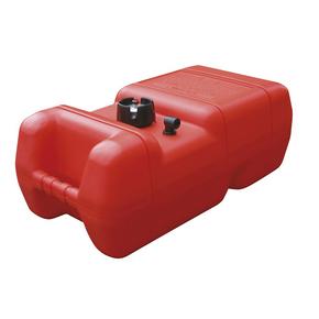 23 litre Portable Outboard Fuel Tank w/Guage