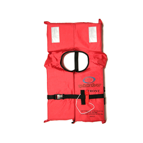 Block Type 100N Foam Lifejacket Adult 40kg+ w/Reflectors