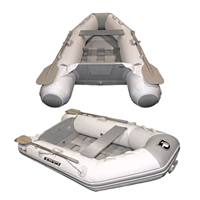Inflatable Boat 2.0m - Slatted Floor Roll Up