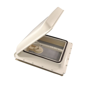 Vent 160 White Motorhome Roof Vent-400x400mm