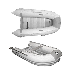 Inflatable Boat 2.65m - Alloy Floor With Inflatable Keel