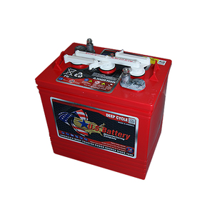 R232 Cyclemaster Deep Cycle Marine Battery - 6volt/232AH (pr)