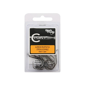 C Point Suicide Fishing Hook Economy Pack