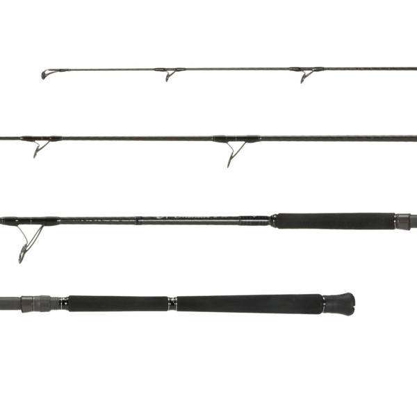 """GT Monster 2-PC topwater Rod Spin PE3-6 8'0"""""""