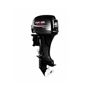 Outboard 40hp Long Shaft - 2 Stroke - Electric w/Power Trim & Tilt