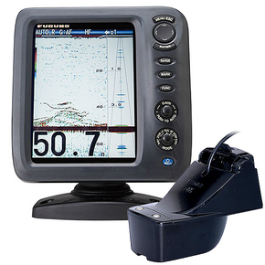 "FCV-588 8.4"" Colour Fishfinder With P66 600 watt Transducer"