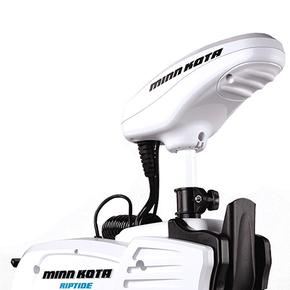 "i-Pilot Riptide Power Drive RT55SP Trolling Motor 55lb 48"" 12v Bow Mount"