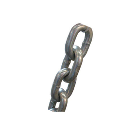 DIN 766 13mm Short Link Galvanised Windlass Anchor Chain (Per Metre)