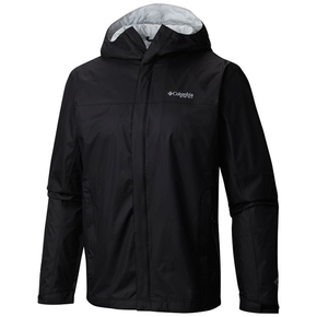 Mens Storm PFG Jacket - Black/Cool Grey
