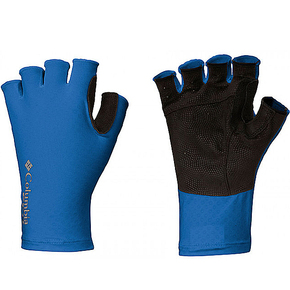 Freezer Zero Fingerless Gloves - Super Blue