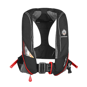 New Ergofit 3D 180N PRO Inflatable Lifejacket Adult Auto w/Survival Light