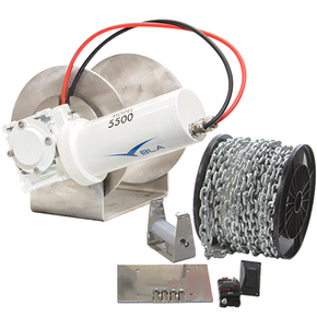 Pro 5500 Drum Anchor Winch Package (Ltd Offer)