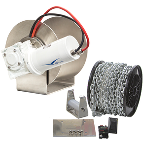 Pro 8500 Drum Anchor Winch Package (2 only)
