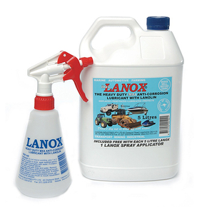 MX-4 Lanox Lanolin Lubricatn - 5L with Applicator